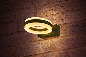 Outdoor Ciclo Wall Light 11W 3000K 480lm IP54