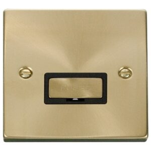 CLICK DECO SATIN BRASS UNSWITCHED SPUR VPSB750BK